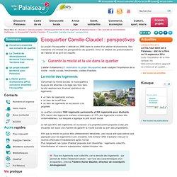 Ecoquartier Camille-Claudel : perspectives