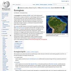 Ecoregione