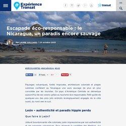 Voyage écoresponsable au Nicaragua