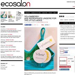 EcoSalon | Conscious Culture and Fashion