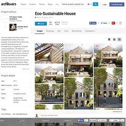 Eco-Sustainable House, PARIS, 2011