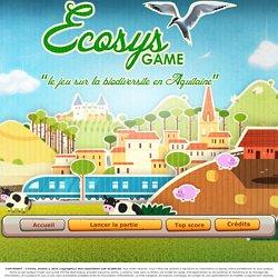 Ecosysgame