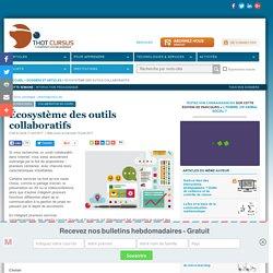 Écosystème des outils collaboratifs