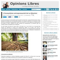 L'écosystème entrepreneurial de La Réunion