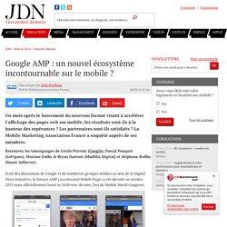 Google AMP : un nouvel écosystème incontournable sur le mobile ?