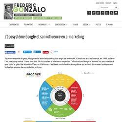 L'écosystème Google et son influence en e-marketing