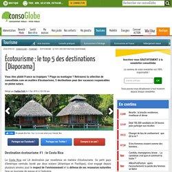 Écotourisme : le top 5 des destinations [Diaporama] - Page 5 of 5