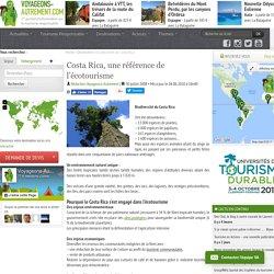 YANIS SAMAI Costa Rica - une référence de l'écotourisme