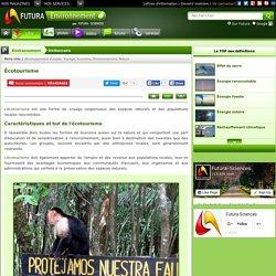 Écotourisme - Tourisme vert