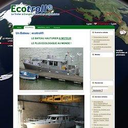Un Bateau : ecotroll®