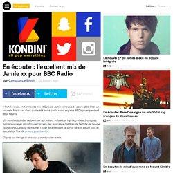 En écoute : l'excellent mix de Jamie xx pour BBC Radio