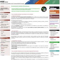 Ecovolontariat, chantiers internationaux en France et l'etranger : les adresses utiles