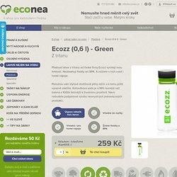 Ecozz (0,6 l) - Green Z tritanu