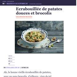 Ecrabouillée de patates douces et brocolis - Oui ! Le magazine de la Ruche Qui Dit Oui !