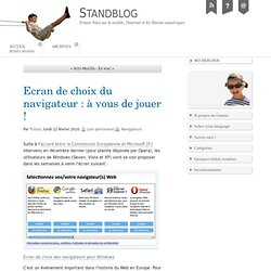 Standblog