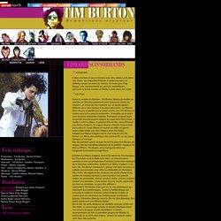 Ecran Noir / Tim Burton