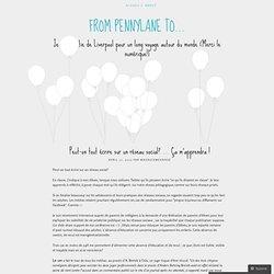 Peut-on tout écrire sur un réseau social? … Ça m'apprendra ! « From Pennylane to…