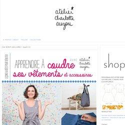 J'AI ÉCRIT UN LIVRE ! {part 1} | LE BLOG Atelier Charlotte Auzou