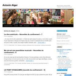 Antonin Atger