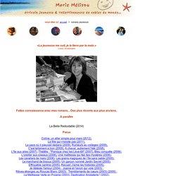 Marie Mélisou - écrivain jeunesse & collectionneuse de sables du monde…