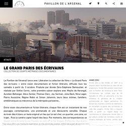 Le Grand Paris des écrivains