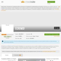 250,000 € : Crowdcube