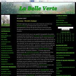 L'eczema - Dermite atopique - La Belle Verte