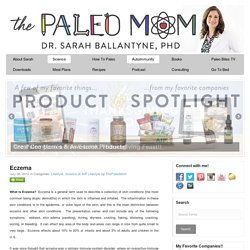Eczema - The Paleo Mom