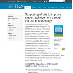 SETDA - Case Studies 2012