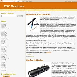 EDC Reviews