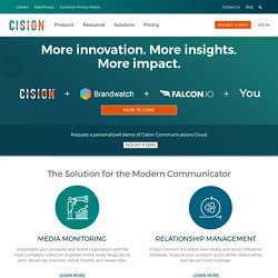 EdCals - Free Editorial Calendar Tool from Cision