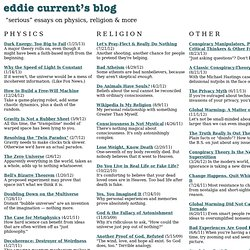 Edward Current Blog