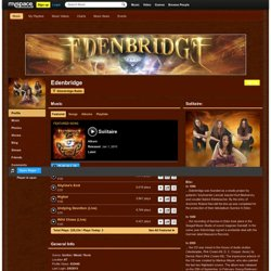 Edenbridge sur MySpace Music - Ecoute gratuite de MP3, Photos et