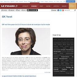 Travail, EDF -