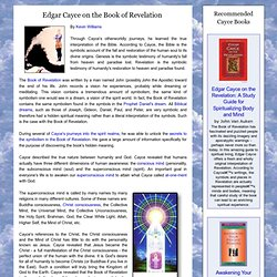 Edgar Cayce on the Book of Revelation