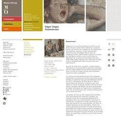 Edgar Degas Repasseuses