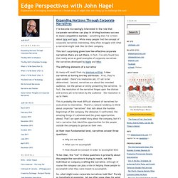 Edge Perspectives with John Hagel