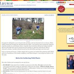 Wild Edible Plants In N. America
