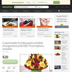Edible Arrangements Deal of the Day | Groupon New York City
