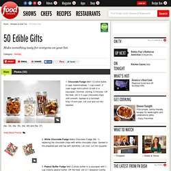 50 Edible Gifts : Recipes and Cooking