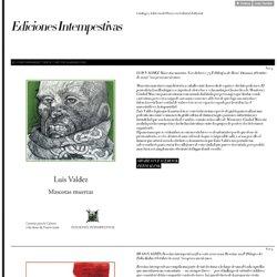 Ediciones Intempestivas