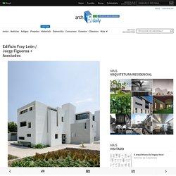 Edificio Fray León / Jorge Figueroa + Asociados