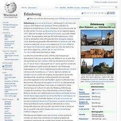 Édimbourg