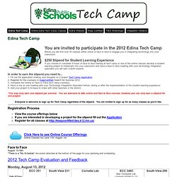 Edina Tech Camp