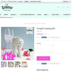 The Edinburgh Casting Studio - Couple Casting Kit