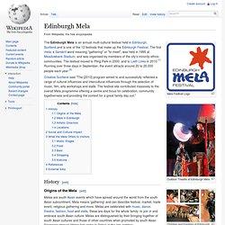Edinburgh Mela