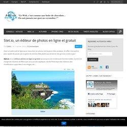 Stet.io, un éditeur de photos en ligne et gratuit