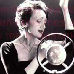 ▶ Edith Piaf - L'hymne à l'amour + Paroles