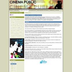 Cinéma Public (Festival Ciné Junior)