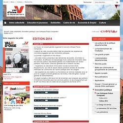 2è journée Futurs composés Edition 2014 Val d'Oise